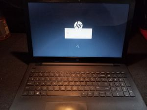 HP laptop with charger 15-bs115dx needs windows down loaded to it for Sale in Montebello, CA