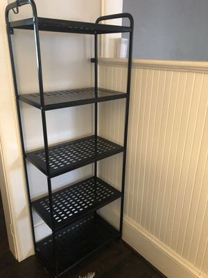 Black Metal Shelving for Sale in Atlanta, GA