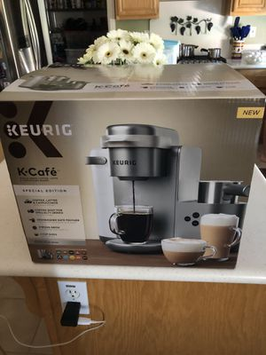 Keurig K-café for Sale in Lakeside, CA
