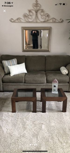Sofa Set ~Excellent Condition for Sale in Rancho Cucamonga, CA