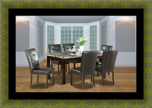 5pc dining table set with 4 chairs for Sale in Gambrills, MD