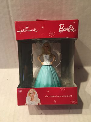 Barbie Doll Christmas Ornament for Sale in Tustin, CA