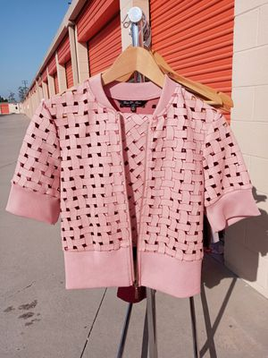 2 pc pencil skirt crop jacket set size s for Sale in Irvine, CA