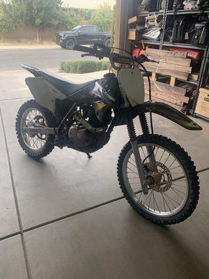 Suzuki DRZ 125 Dirtbike for Sale in Fresno, CA