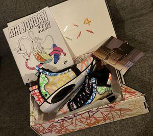 "Nike Air Jordan 34 Zion Williamson ""Coloring Book"" / Sz 6.0 Y (GS) / New for Sale in Hialeah, FL"