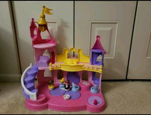 Fisher-Price Little People Disney Princess, Musical Dancing Palace for Sale in North Potomac, MD