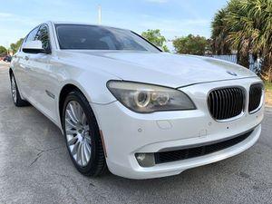 2010 BMW 750i for Sale in Miami, FL