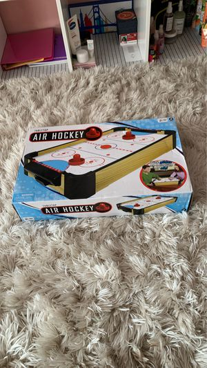 Table top air hockey, unopened for Sale in Burlington, NC