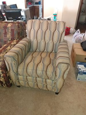 Arm chair sofa loveseat couch for Sale in Wichita, KS