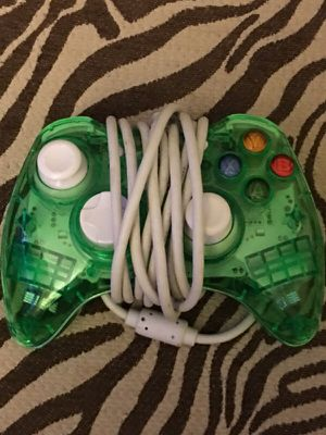 Glow Xbox 360 controller for Sale in Pittsburgh, PA