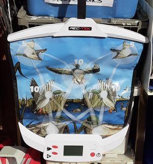 Awesome Rec-Tek electronic Target over the door shooting game for Sale in Albuquerque, NM