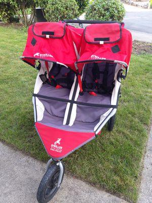 B·O·B double stroller for Sale in Camas, WA