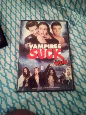 Vampires Suck DVD for Sale in Hutchinson, KS