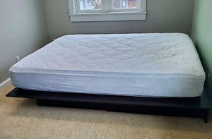 Queen bed platform frame for Sale in Portland, OR