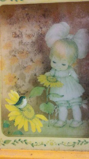 Precious moments box picture for Sale in Wichita, KS