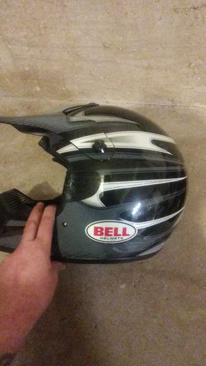BELL MOTO-6SC moto dirtbike helmet for Sale in Portland, OR