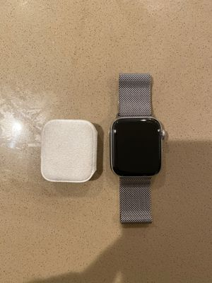 Apple Watch Series 5 - 44mm Stainless Steel for Sale in Anaheim, CA