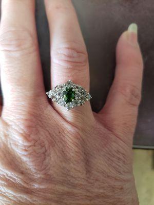 Sterling silver ring size 7 for Sale in Waynesboro, VA