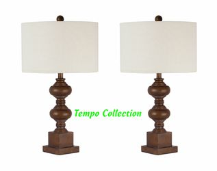 NEW, Table Lamp Set of 2, SKU# 2710T- for Sale in Midway City,  CA