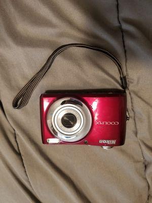 Nikon Coolpix L24 Digital Camera (OBO) for Sale in Delano, CA