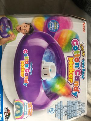 Car-z-art real cotton candy maker for Sale in Clovis, CA