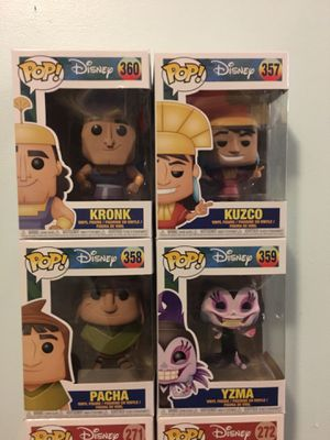 Disney POP! The Emperors New Groove. for Sale in Gilbert, SC