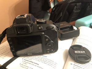 Nikon D3300 Digital SLR CAMERA + 18-55 VR for Sale in Stickney, IL