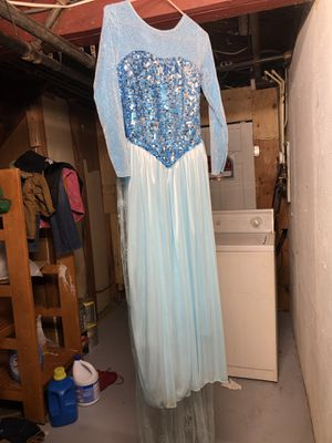 Elsa Dress for Sale in Waterbury, CT