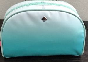NWT KATE SPADE JAE MEDIUM DOME COSMETIC BAG FIJIGREEN for Sale in Germantown, MD