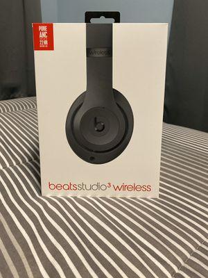 Beats studio 3 wireless for Sale in Villa Park, IL