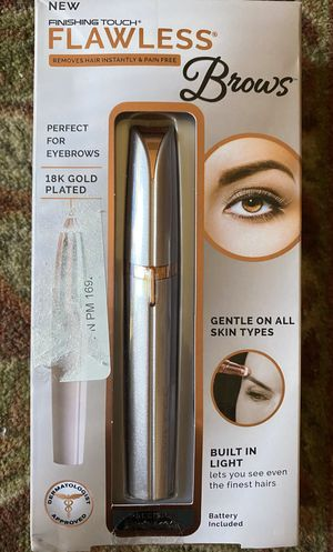 Finishing Touch Flawless Brows Eyebrow Hair Remover for Sale in Monterey Park, CA