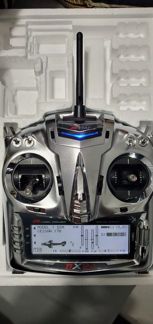 Rc Jr transmitter 11x ch 2.4ghz for Sale in Miami, FL