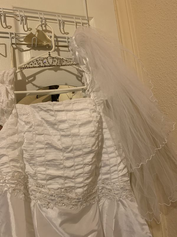First Communion Dress Set
