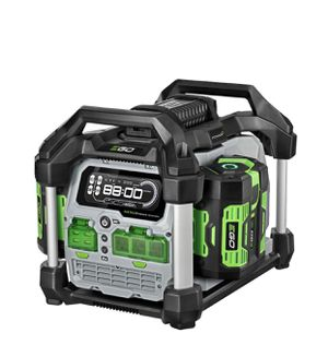 EGO 56-Volt 3000-Watt Nexus Portable Power Station Generator Powered with Two 7.5 Ah Batteries for Sale in Brockton, MA