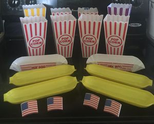 18 Pc Fun Food Containers for Sale in Bloomington, IN