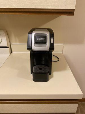 Hamilton Beach - FlexBrew Coffee Maker - Black for Sale in Virginia Beach, VA