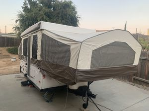 Tent Trailer- never camped in! for Sale in Moreno Valley, CA