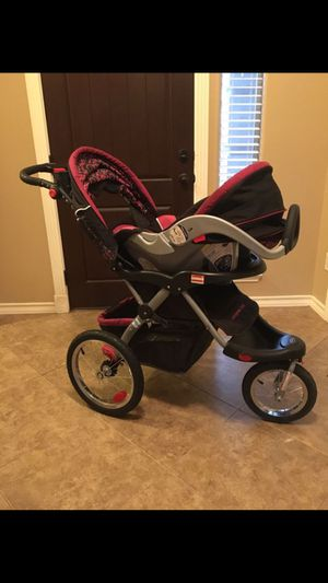 Jogging Stroller & Car Seat with Base for Sale in CORP CHRISTI, TX