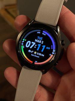 Samsung Watch 3 Titanium 45mm for Sale in Arlington,  WA