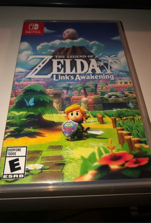 Legend of Zelda Links awakening nintendo switch for Sale in Chula Vista, CA