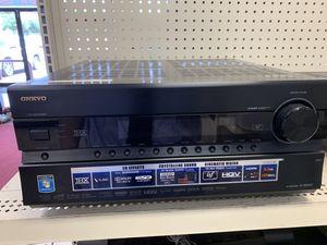 Onkyo receiver for Sale in Austin, TX
