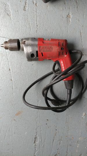 Milwaukee Magnum Holeshooter Drill for Sale in Lynnwood, WA