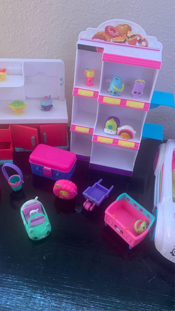Shopkins Collection Bundle