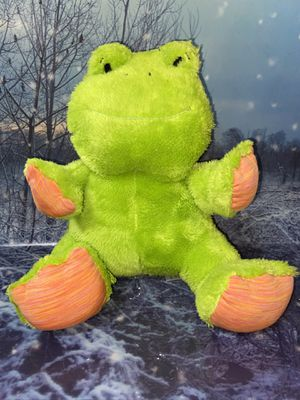 "Animal Adventure 10"" plush frog for Sale in Bellflower, CA"