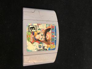 Nintendo 64 Mario Party 2 for Sale in San Antonio, TX
