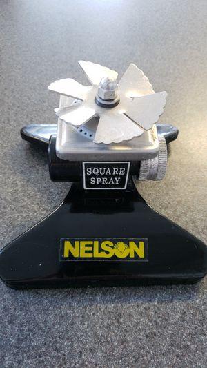 Vintage Nelson Square Spray Sprinkler for Sale in Willingboro, NJ