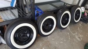 """14"""" powdered coated rims new ww for Sale in Bassett, CA"""