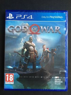 God of War PS4 (New and Sealed) for Sale in El Cajon, CA