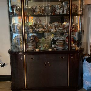 China cabinet For Sale for Sale in Hacienda Heights, CA