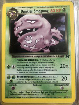 Dark Weezing 14/82 Holographic Pokemon Card Rocket Set NM for Sale in Fresno, CA